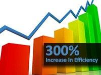 Server Lifts Increase Efficiency