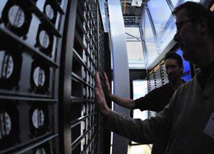 Server Installation and Data Center Relocation Plans Help Bring Efficiency in the Data Center