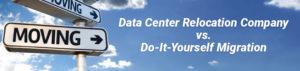 data center relocation