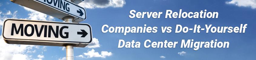 Data center relocation company vs do it yourself migration server relocation companies data centers united states solutioingenieria Image collections