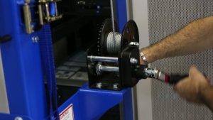 racklift crank