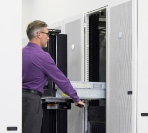 serverlift rack access