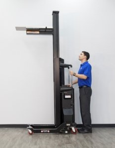 serverlift height
