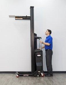 serverlift height