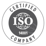ISO 14001 certificeret firma