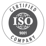 ISO 9001 certificeret firma