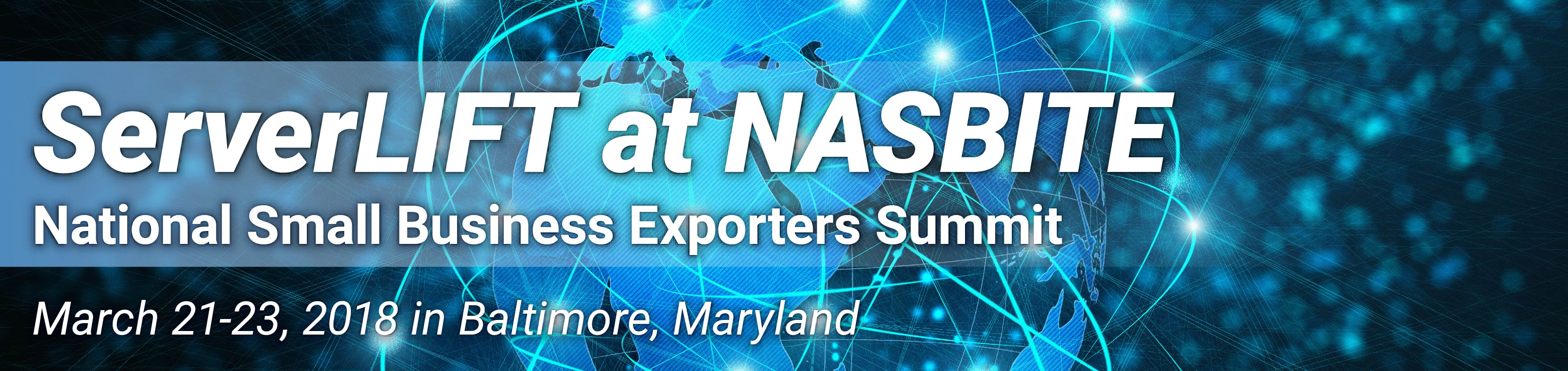 CEO Ray Zuckerman Speaks at the National Small Business Exporter Summit in Baltimore, Maryland