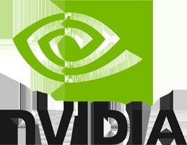 Logotipo de NVIDIA