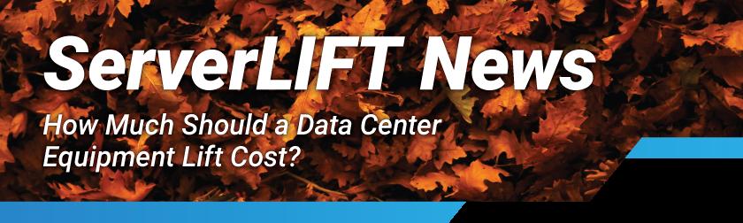 data center budget