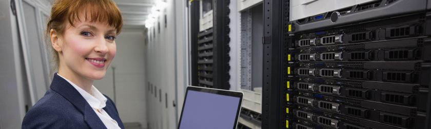 Women in the Data Center: Finding Opportunity