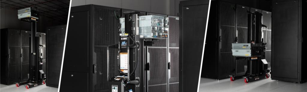 data center lifts