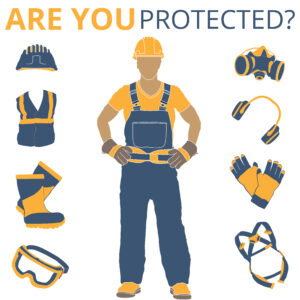 Safety Equipment Graphic