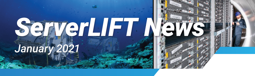 serverlift newsletter banner