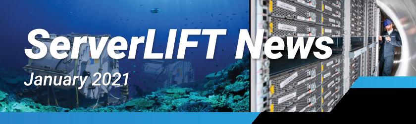 serverlift newsletter banner