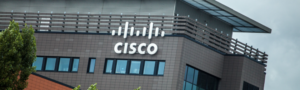 Cisco Logo blog banner
