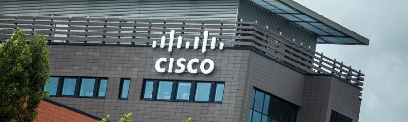 Cisco Logo blog banner