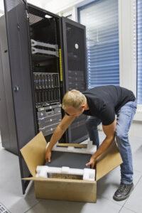 manual server unload