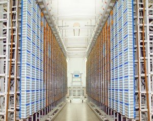 Data centers should consider cold aisle containment in order to dramatically reduce how much electricity they use.