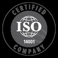 Công ty được chứng nhận ISO 14001