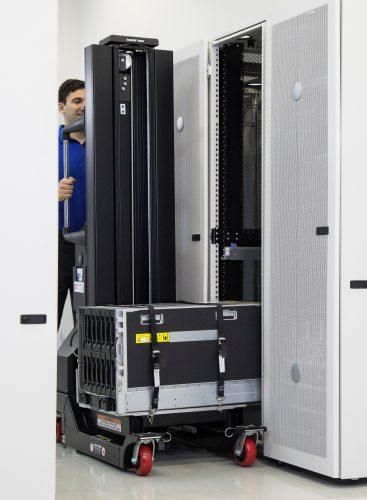 SL-1000X ServerLIFT install
