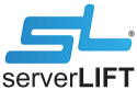 Logotipo de ServerLIFT